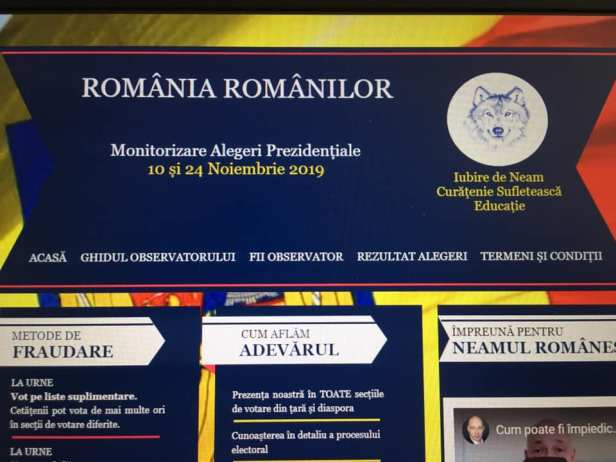 1 Romania Romanilor